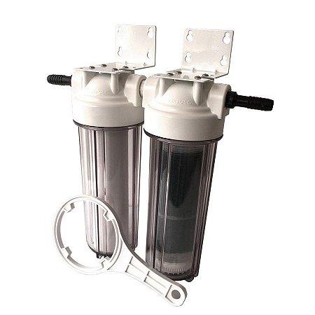 Sistema de Filtração de Água para Produção de Cerveja Artesanal Global Water