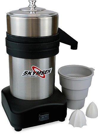 Extrator de Suco Industrial Skymsen Inox 0,25cv EXB-N