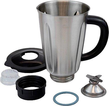 Copo Completo para o Liquidificador Industrial Skymsen LI-1,5-N