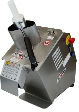 Processador de Alimentos Industrial Inox Skymsen Diâmetro 203mm 0,33CV PAIE-S-N