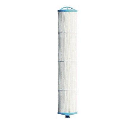 """Cartucho Série Laranja CT-1005 / CT-2010 tipo Gradiente Plissado Duplo para filtro Enpress com Tanque de 1,25"""" Global Water Solutions"""