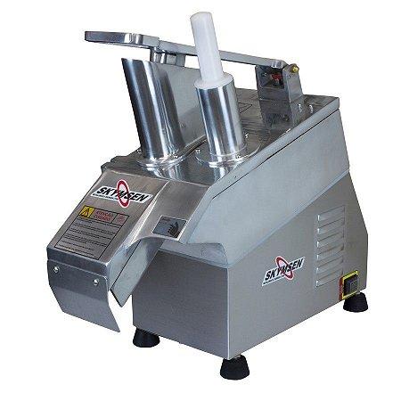 Processador de Alimentos Industrial Inox Skymsen Diâmetro 203mm 0,5CV PAIE-N