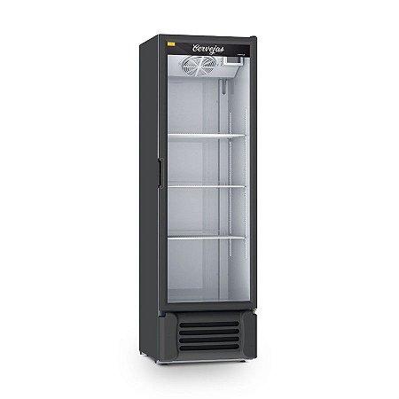 Cervejeira Vertical 400 litros Porta de Vidro Refrimate VCC400V