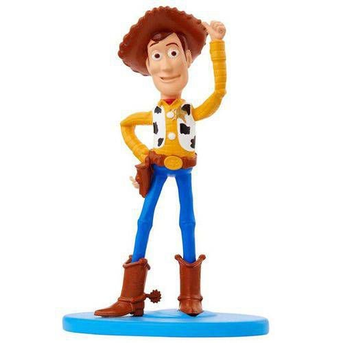 Mini Boneco - Woody - Toy Story 4 - GGY58