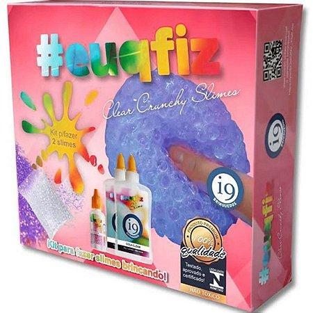 Fabrica de Slime - EUQFIZ 2 - Clear Crunchy Slimes - I9