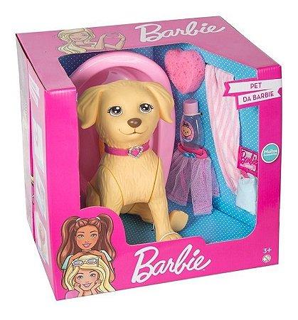 Cachorro Pet Shop Da Taff Barbie - Pupee 1257