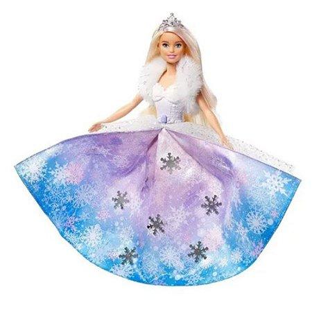 Barbie Dreamtopia Princesa Vestido Mágico Mattel Gkh26