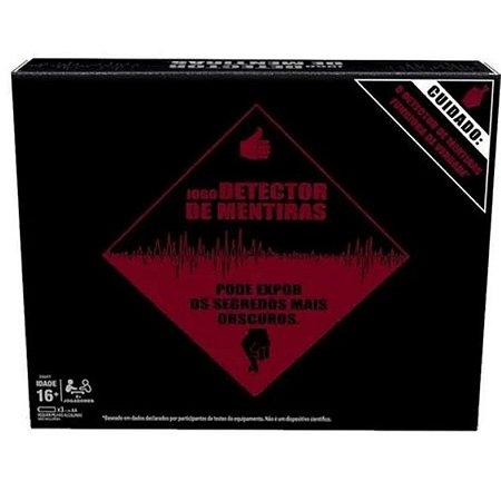 Jogo De Tabuleiro Detector De Mentiras Hasbro Gaming E4641