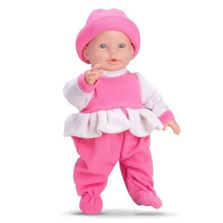 Boneca Bebê Mini Sons De Bebês - Omg Kids