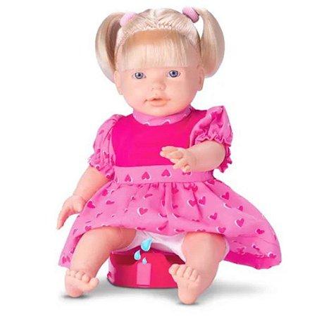 Boneca Bebê Baby Pee Xixi Omg Kids
