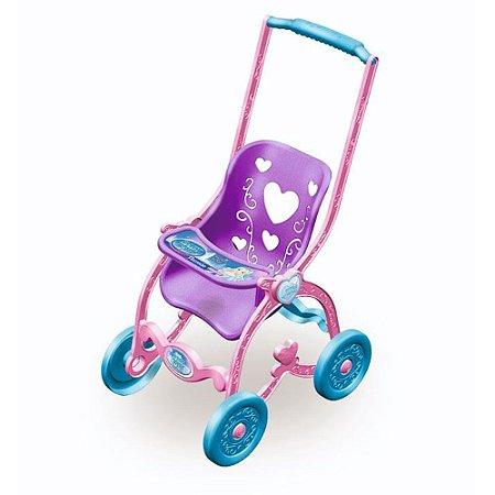 Carrinho de Boneca Baby Car Florzinha BrinqueMix