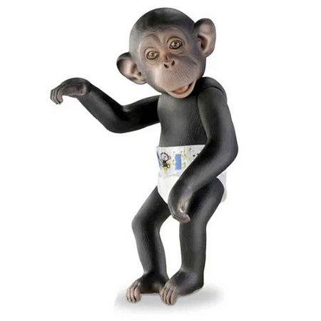 Boneco Macaco Little Caco - Omg Kids