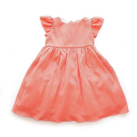 Vestido Love Coral