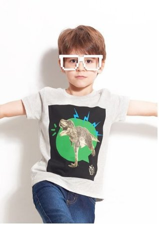T-shirt T-Rex Roooaar