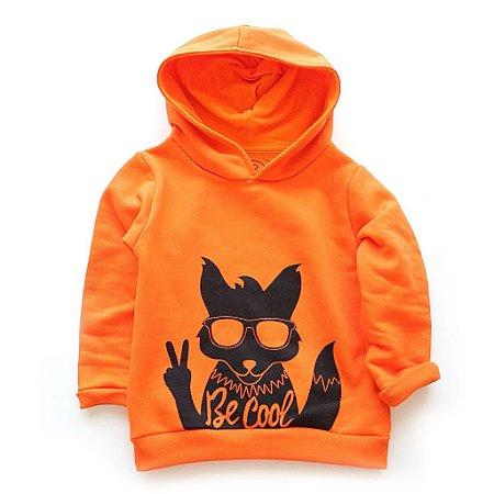 Moletom Capuz Foxy Be Cool