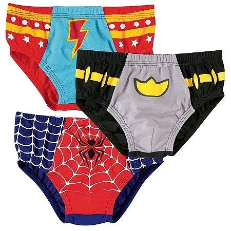 Kit Cuequinhas Super Hero