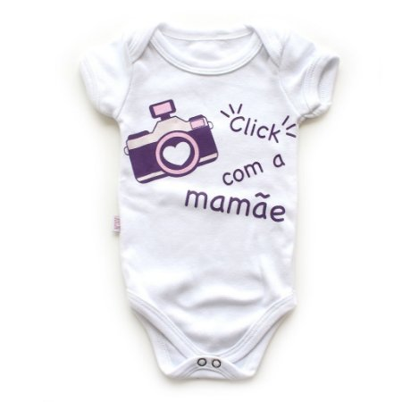 Body Click com a Mamãe Menina