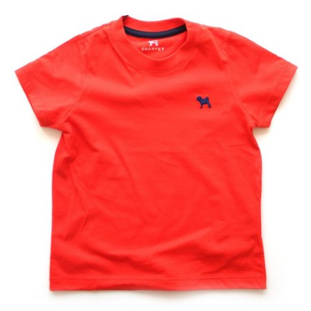 T-shirt Basiquinha Tomate