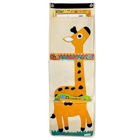 Organizador de Livros Girafinha