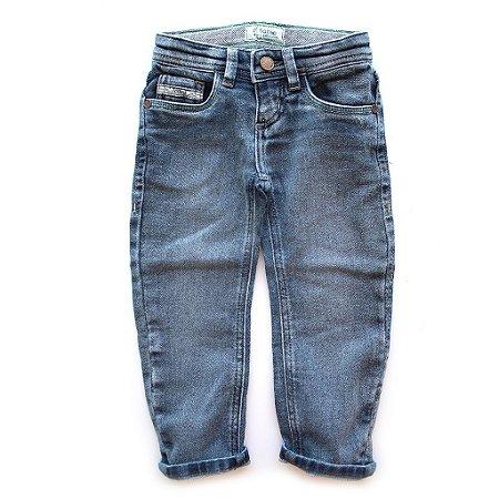 Calça Jeans Lavagem Media
