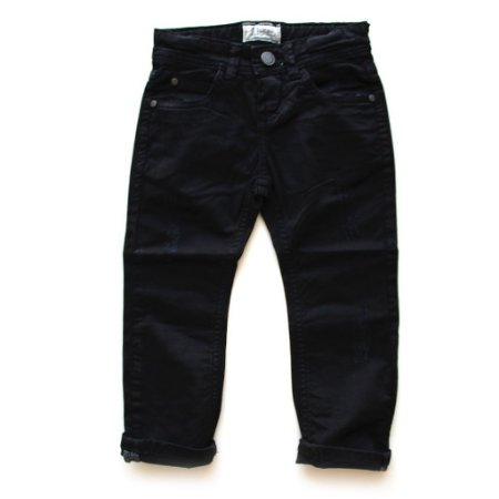Calça Sarja Five Pockets Black