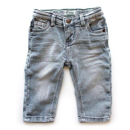 Calça Jeans Baby Comfy Lavagem Clara