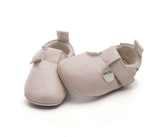 Sapatinho Newborn Live Cotton Candy