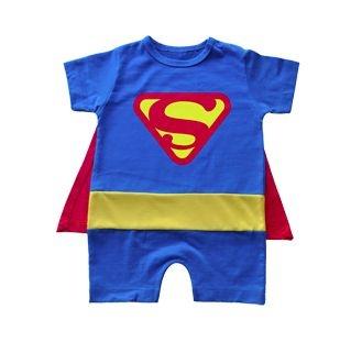 Macacão Fantasia Super Man