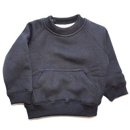Moletom Pullover Black
