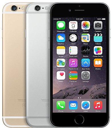 """iPhone 6 Apple 16GB 4G Tela 4,7"""" Câmera 8MP iOS Desbloqueado Original"""
