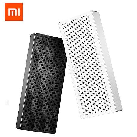 Caixa De Som Portátil Bluetooth Xiaomi Mi Speaker Original Bluetooth 4.0