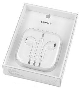 EarPods Apple com conector de fones de ouvido de 3,5 mm Original Genuino Lacrado