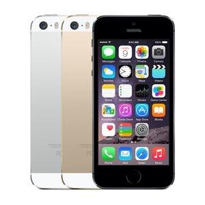 iPhone 5S Apple 16GB Desbloqueado IOS 8 4G Wi-Fi Câmera de 8MP Desbloqueado Original