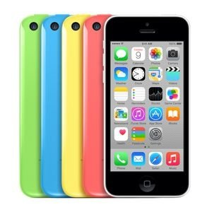 iPhone 5C Apple 8GB Desbloqueado iOS 8 4G Wi-Fi Câmera 8MP Desbloqueado Original