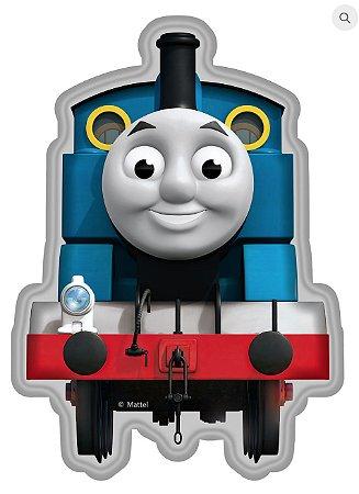 Prato para Refeição em Formato de Trem Thomas e Seus Amigos
