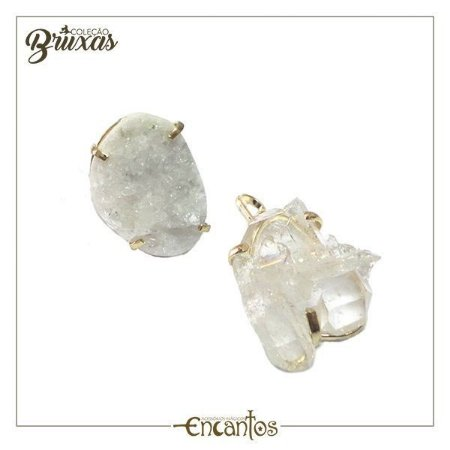 Conjunto de Druza de Cristal