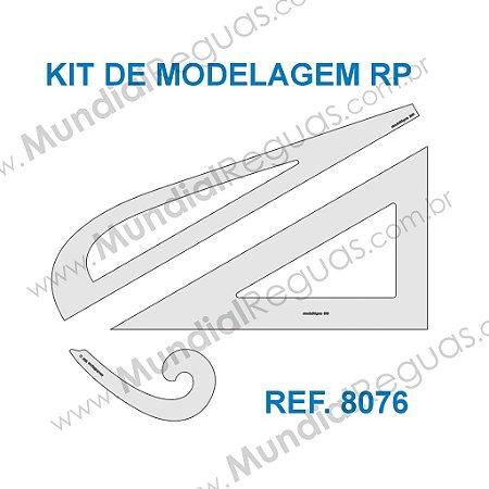Kit de Réguas para Modelagem RP