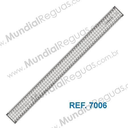 Régua Quadriculada 60 cm
