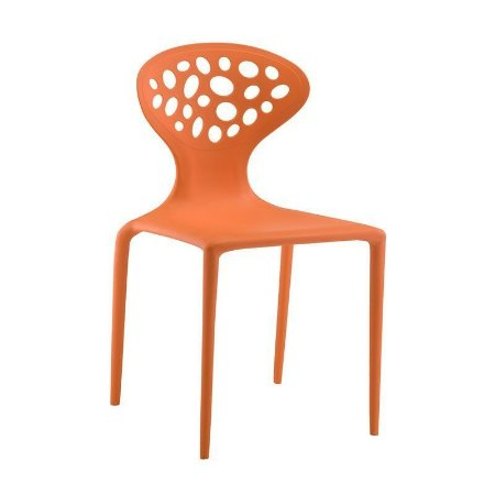 Cadeira Interlagos Laranja