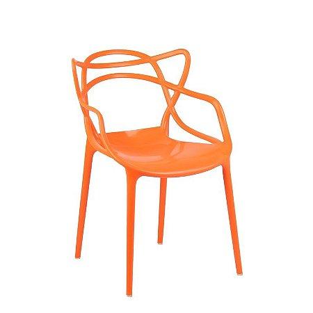 Cadeira Lauren Laranja Infantil