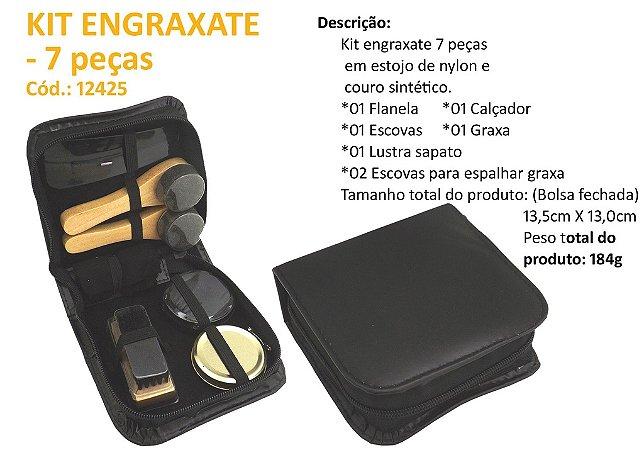 Kit Engraxate  12425 - MAIS MODELOS