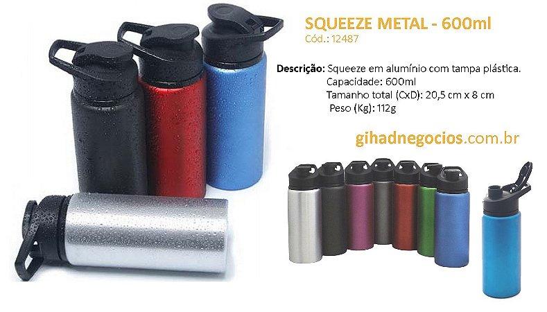Squeeze Metal  12190  - CLIQUE PARA MAIS MODELOS