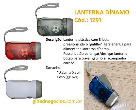 Lanterna 2602 - MAIS MODELOS