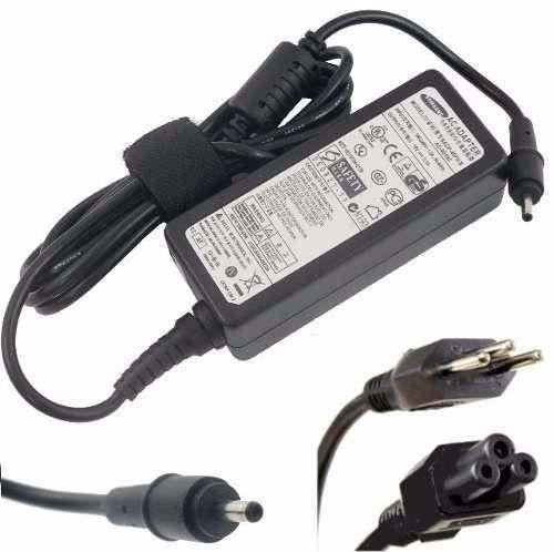 Carregador de Ultrabook Samsung 19v 2.1a 40w Plug 3.0x1.0mm