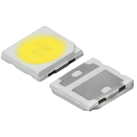 LED SMD 3535 - BRANCO FRIO  P/ BARRAMENTO LED - 6V - 1.0W
