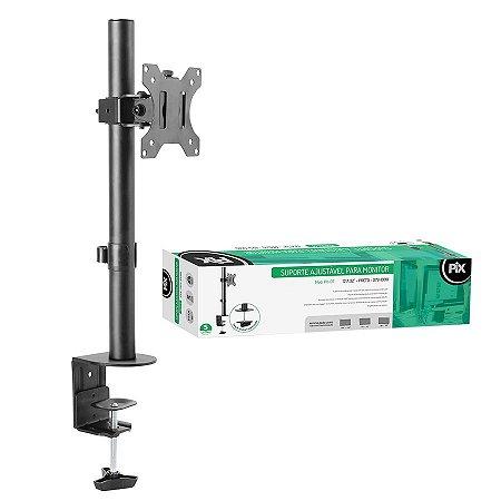 Suporte de Mesa Ajustável Para Monitor  13 A 32 Pol. - Pix PX-07