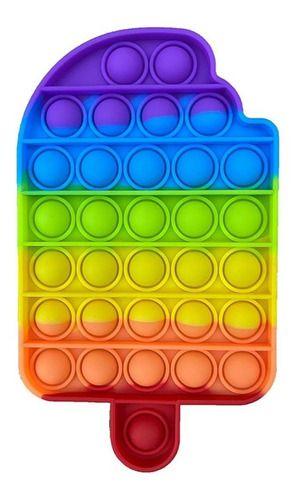 Pop It, Fidget Toy Brinquedo Anti Stress   Picolé - IM11