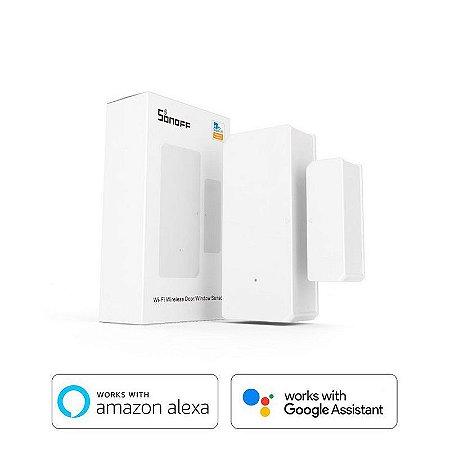 Sensor de Porta / Janela Sonoff Dw2 Wi-fi
