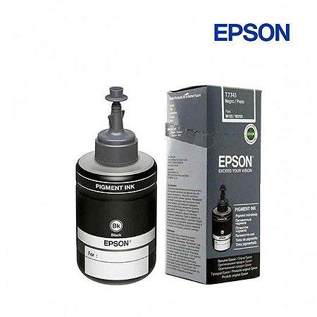 Refil de Tinta Pigmentada Epson 774 Original 140ML - M105 e M205