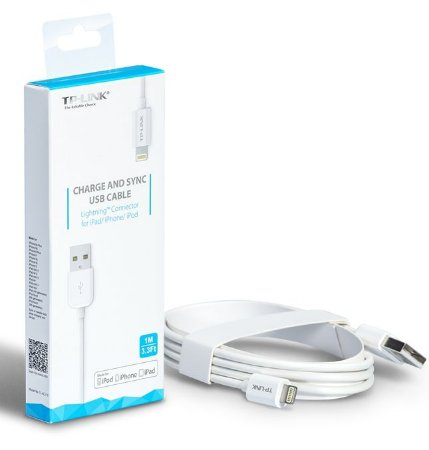 Cabo USB Lightning para iPhone TP-link TL-AC210